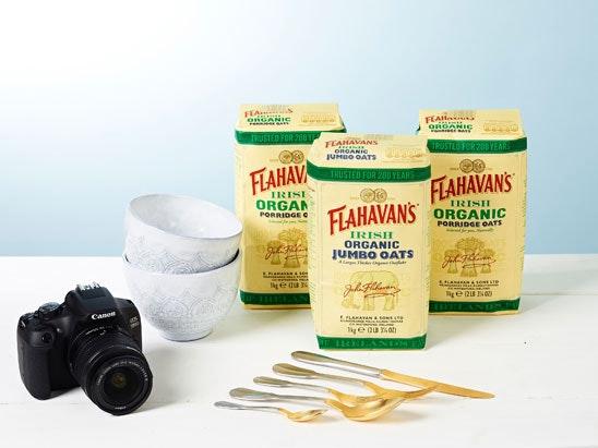Flahavan's Irish Oats sweepstakes