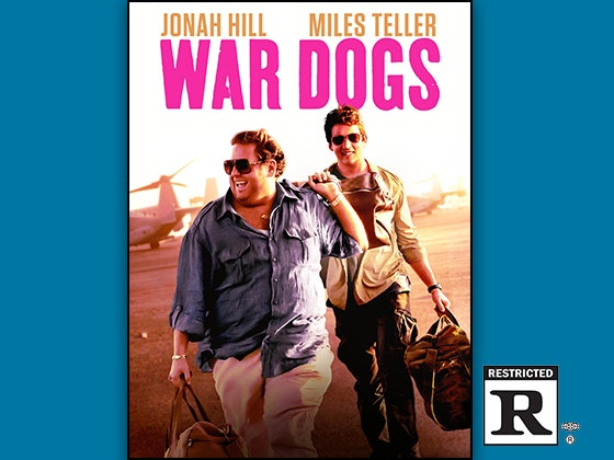War dogs giveaway 1
