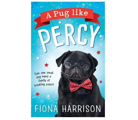 A Pug Like Percy by Fiona Harrison sweepstakes