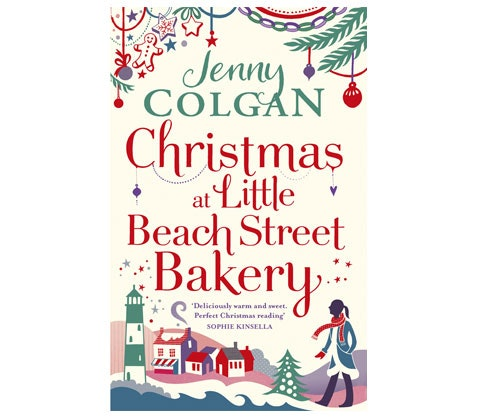 Christmas at Little Beach Street Bakery by Jenny Colgan sweepstakes