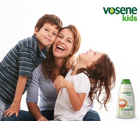 Vosene Kids shampoo sweepstakes