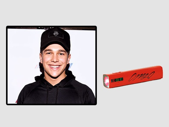 J-14: Austin Mahone Charger sweepstakes