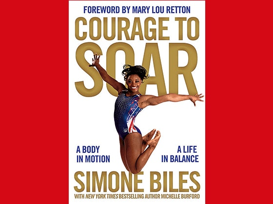 J14: Simone Biles' Book sweepstakes