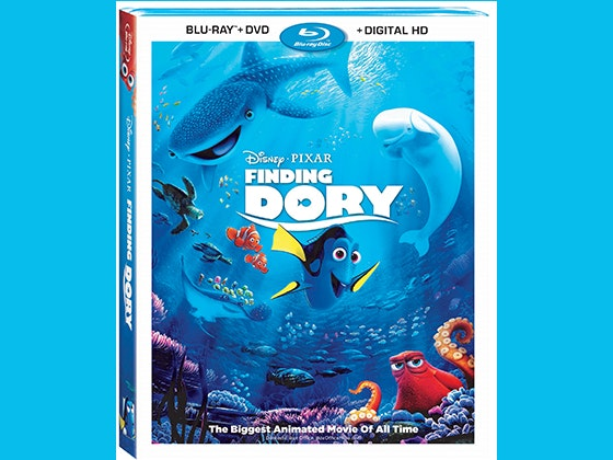 Findingdory dvd