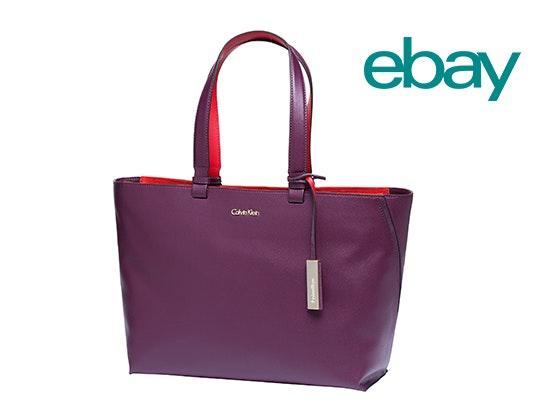 Calvin Klein Tasche von eBay Gewinnspiel