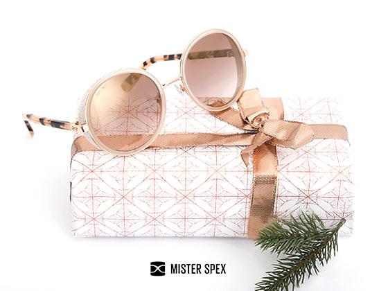 Sonnenbrille von Mister Spex Gewinnspiel