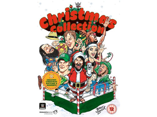 Wwe christmas collection