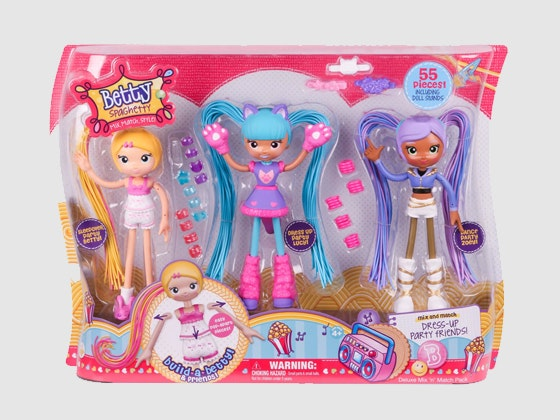 Betty Spaghetty Prize Pack sweepstakes