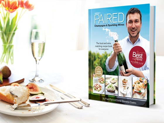 Paired Food & Wine Cookbook sweepstakes