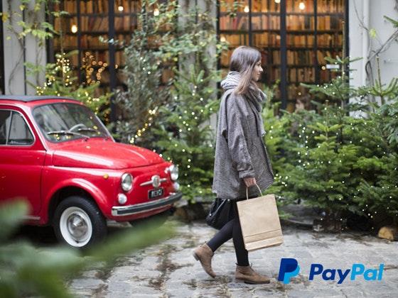 5 x 50 Euro PayPal-Guthaben Gewinnspiel
