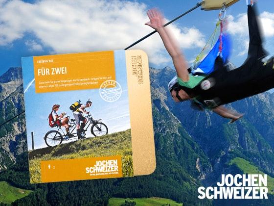 Jochen Schweizer Erlebnis  Gewinnspiel