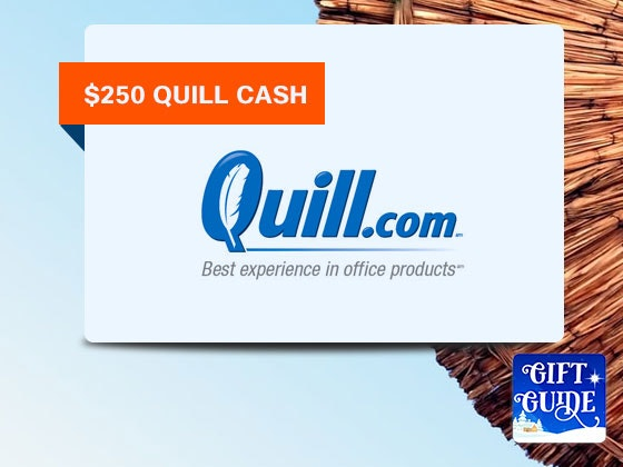 Quill cash giveaway 1