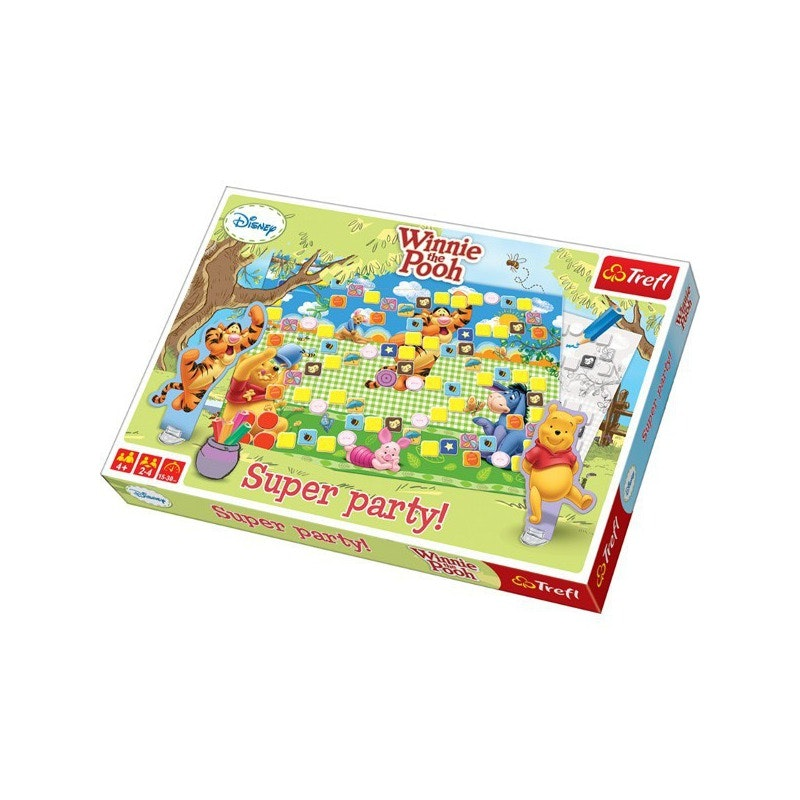 Gra Super Party sweepstakes