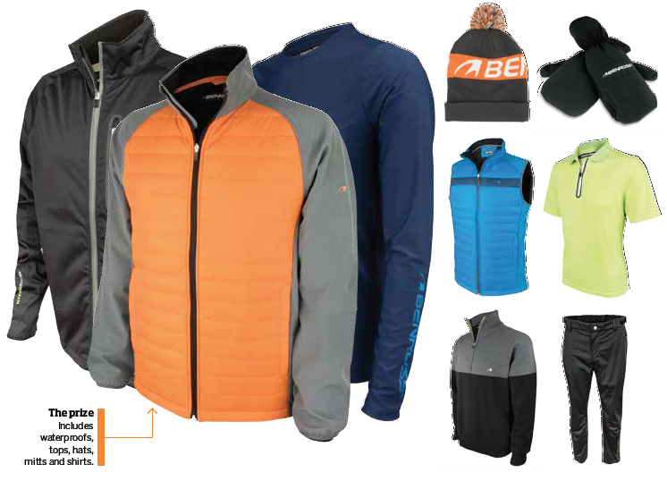 WIN an ultimate winter wardrobe from Benross sweepstakes