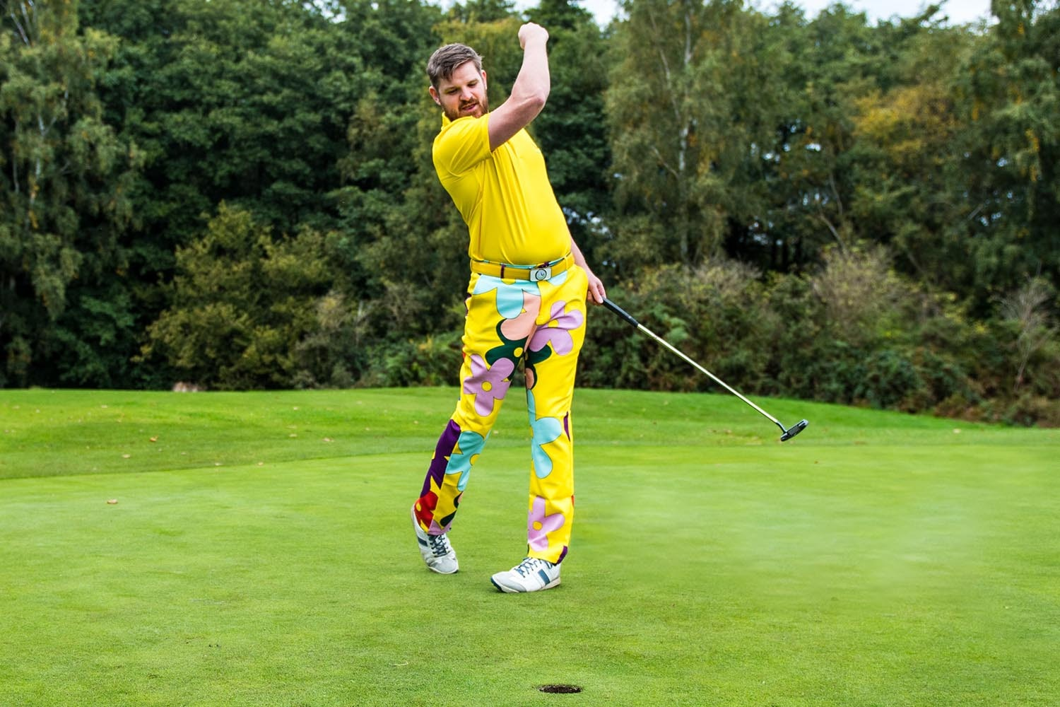 TG Advent Day 5: Win some of the funkiest golf clothing available with Bedlam Golf   sweepstakes