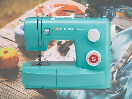 Singer simple sewing machine giveaway 1