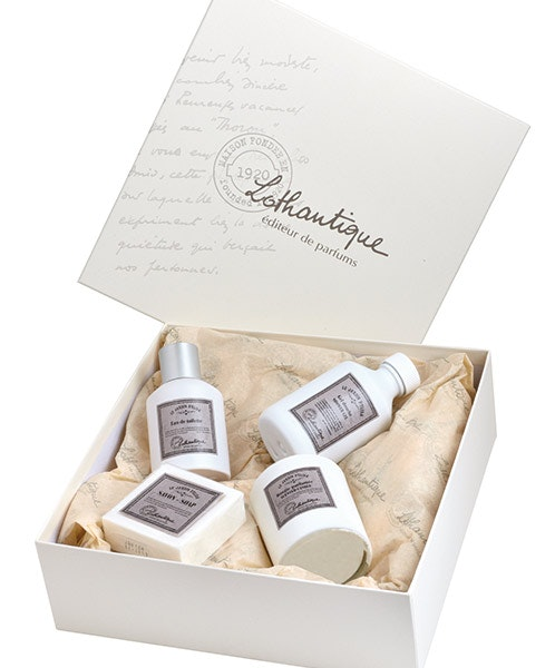 jeu concours 5 coffrets Jardin d'Élisa de l'éditeur de parfum, Lothantique