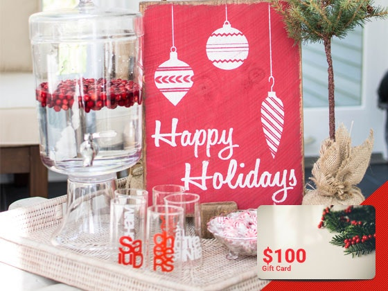 Rustic Marlin Gift Card sweepstakes