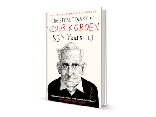 The Secret Life of Hendrik Groen aged 83 1/4 Years Old sweepstakes