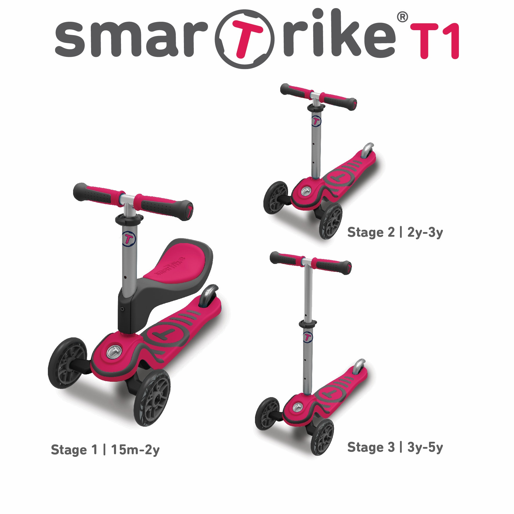 smarTrike® T-Scooter T1 sweepstakes