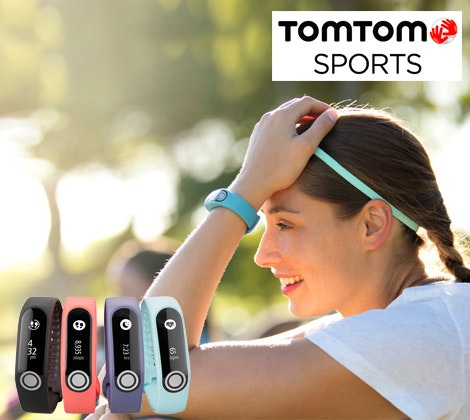a TomTom Touch fitness tracker sweepstakes