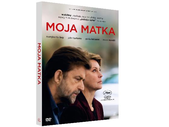 DVD Moja Matka sweepstakes