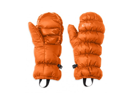 Outdoor Research Transcendent Mitts sweepstakes