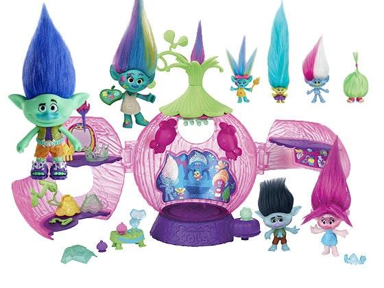 DreamWorks Trolls Hasbro Prize Package sweepstakes