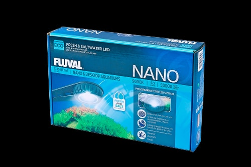 Fluval Nano ECO LED Light worth £64.99 sweepstakes