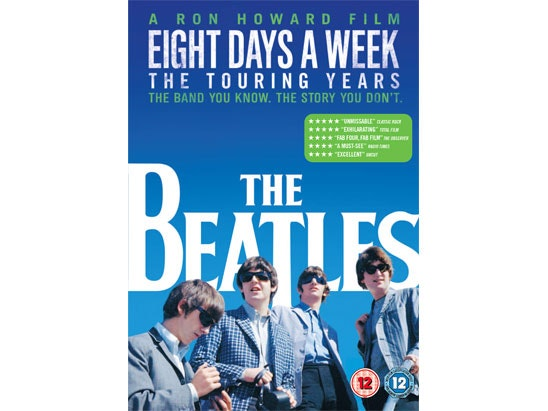 The Beatles: Eight Days A Week – The Touring Years sweepstakes