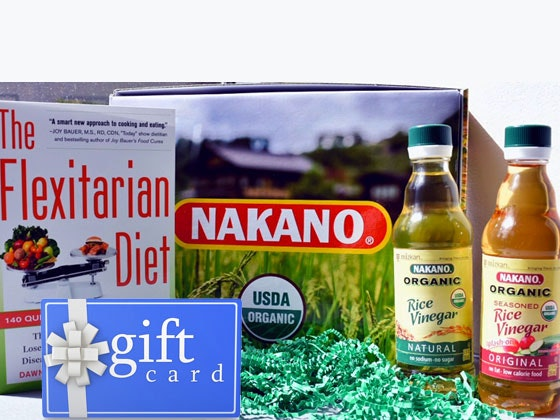 NAKANO Prize Package sweepstakes
