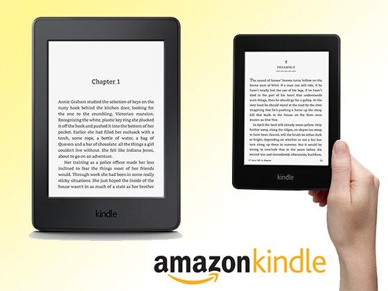 3G Amazon Kindle sweepstakes