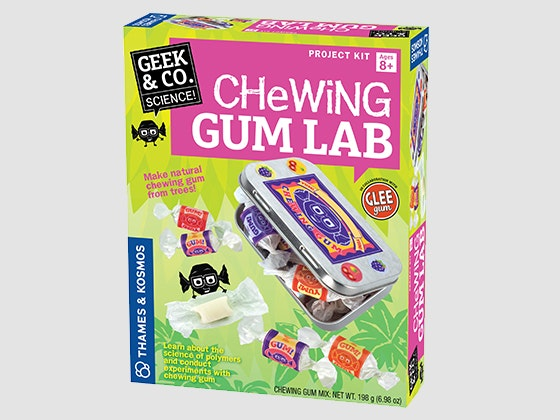 GW- Chewing Gum Lab sweepstakes