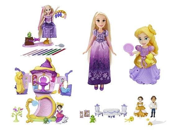 Disney Princess Rapunzel Giveaway  sweepstakes