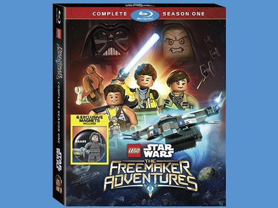 LEGO Star Wars: The Freemaker Adventures Blu-ray sweepstakes