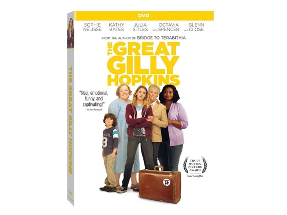 The Great Gilly Hopkins Book & DVD sweepstakes