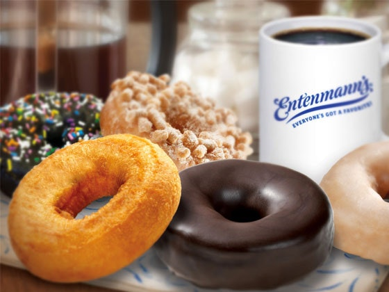 Entemann's Donuts & Coffee sweepstakes