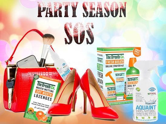 a Party season SOS bundle sweepstakes