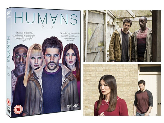 Humans 2.0  sweepstakes