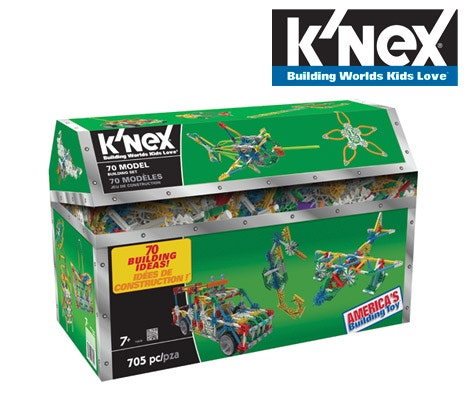 K'NEX 70 Model Building Set sweepstakes