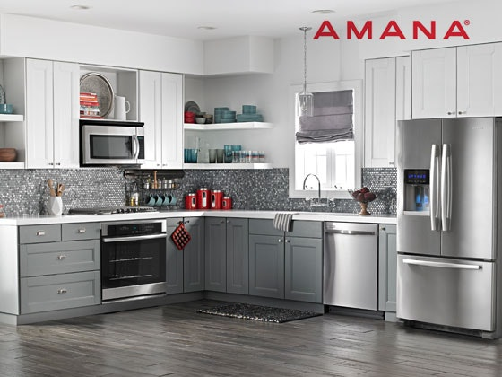 Win A Kitchen Makeover From Amana