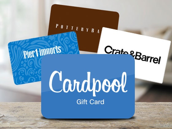 $100 Cardpool Gift Card from FFW sweepstakes