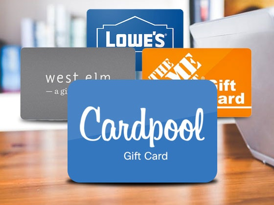 $100 Cardpool Gift Card from WW sweepstakes