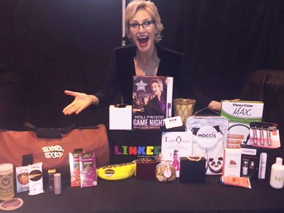 HGN Gift Bag December 2016 sweepstakes