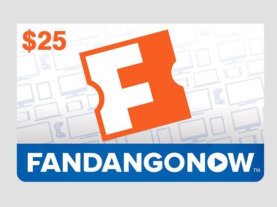 FandangoNow Gift Card - Twist sweepstakes