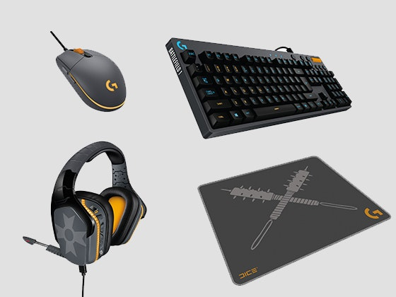 Logitech Battlefield One Gaming Pack sweepstakes