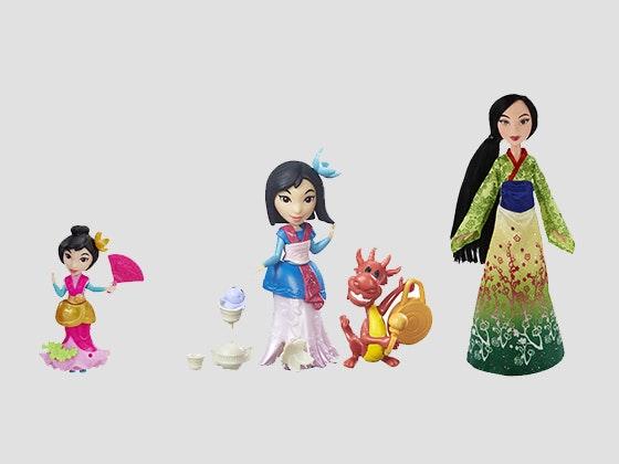 Disney Mulan Prize Pack sweepstakes