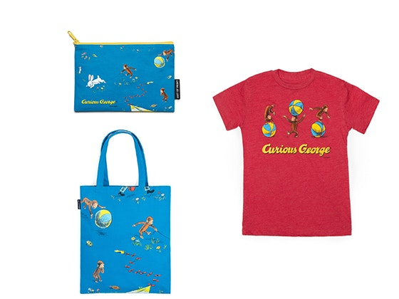 Curious George Prize Package sweepstakes