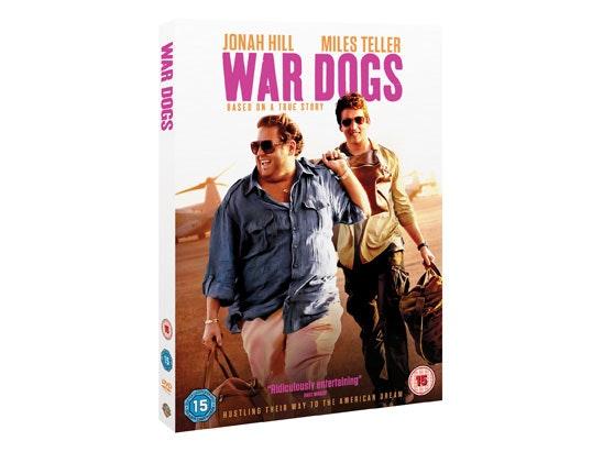 War dogs dv