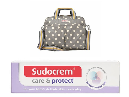 Sudocrem and Cath Kidston Bundle sweepstakes